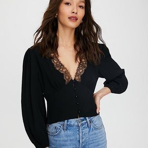 Wilfred Romance Me Blouse